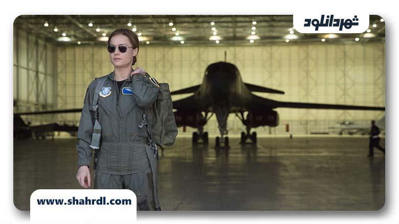 بری لارسون در نقش کارول دنورز یا کاپیتان مارول