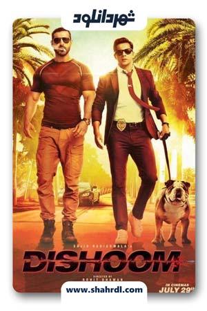 دانلود فیلم Dishoom 2016 با زیرنویس فارسی