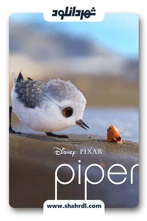 دانلود انیمیشن Piper 2016 با زیرنویس فارسی