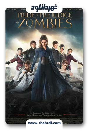 دانلود فیلم Pride and Prejudice and Zombies 2016 با زیرنویس فارسی