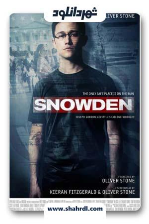 دانلود فیلم Snowden 2016 | اسنودن با دوبله فارسی