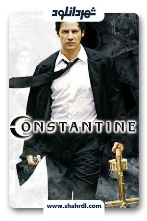 دانلود فیلم Constantine 2005 – دانلود فیلم کنستانتین