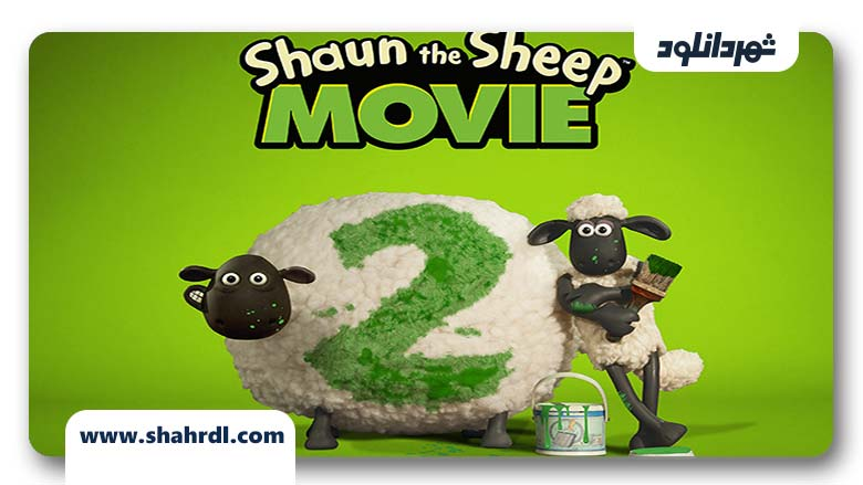 دانلود انیمیشن A Shaun the Sheep Farmageddon 2019