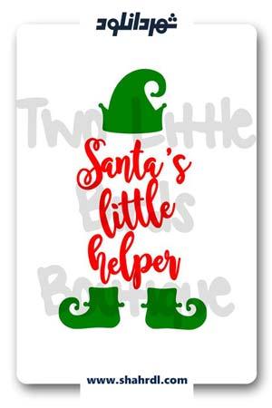 دانلود انیمیشن Santas Little Helpers 2019 | دانلود انیمیشن یاران کوچک بابانوئل