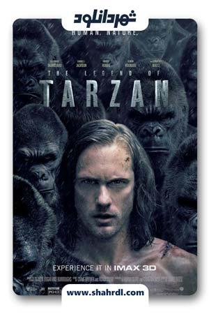 دانلود فیلم The Legend of Tarzan 2016 با زیرنویس فارسی