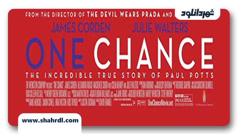 دانلود فیلم One Chance 2013