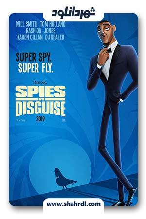 دانلود انیمیشن Spies in Disguise 2019 | دانلود انیمیشن جاسوسان در لباس مبدل