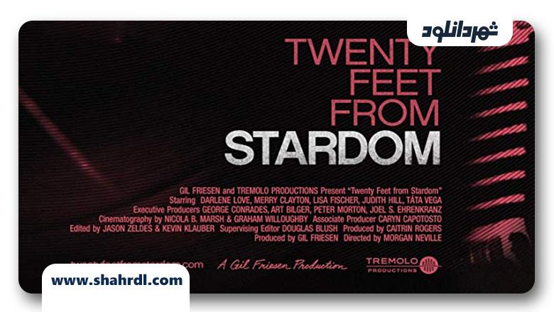 دانلود مستند Twenty Feet from Stardom 2013