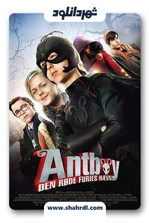 دانلود فیلم Antboy: Revenge of the Red Fury 2014 با زیرنویس فارسی