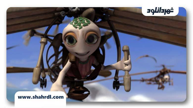 دانلود انیمیشن Battle for Terra 2007 با زیرنویس فارسی