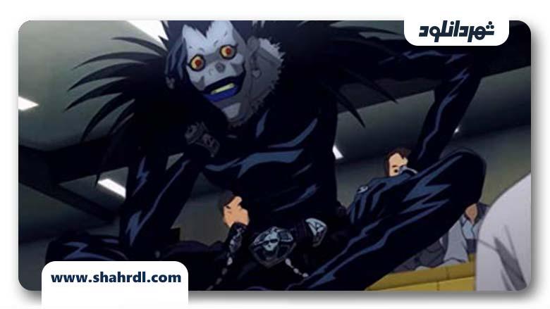 دانلود انیمیشن Death Note Relight – Visions of a God 2007