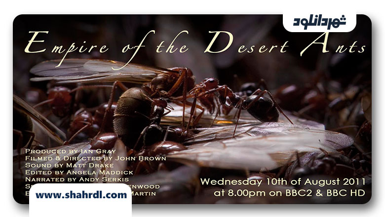 دانلود مستند Empire of the Desert Ants 2011