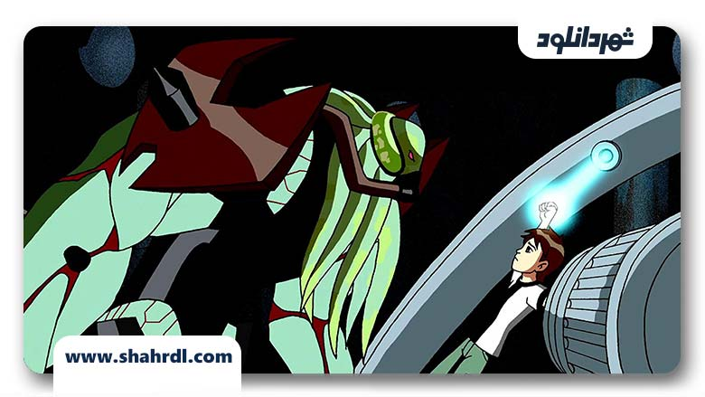 دانلود فیلم Ben 10: Secret of the Omnitrix 2007
