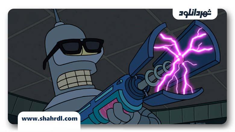 دانلود انیمیشن Futurama: Bender's Big Score 2007
