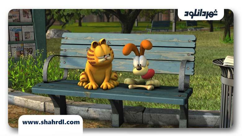 دانلود انیمیشن Garfield Gets Real 2007