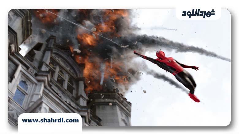 فیلم مرد عنکبوتی دور از خانه