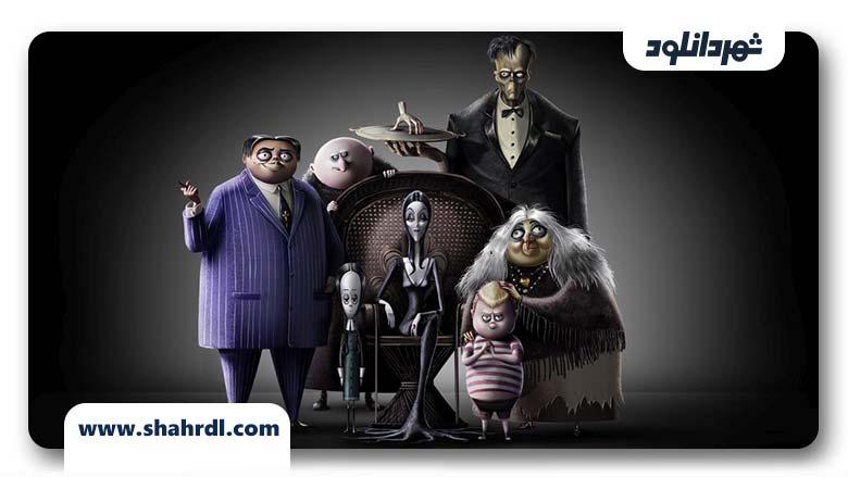 انیمیشن خانواده آدامز 2019