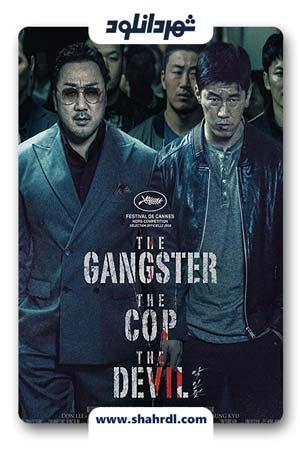دانلود فیلم کره ای The Gangster, the Cop, the Devil 2019
