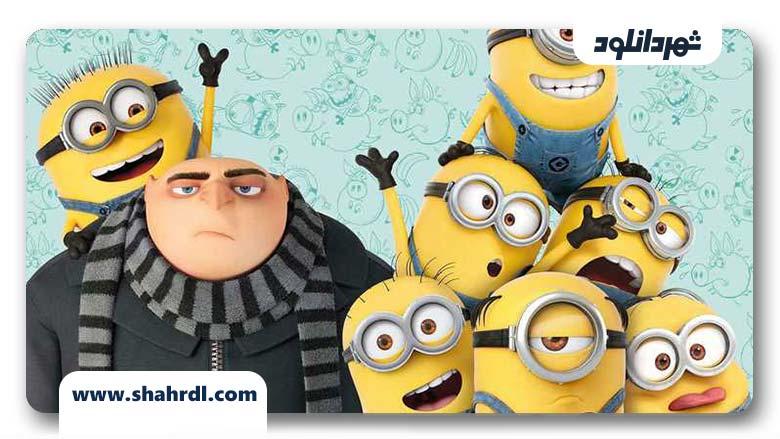 پوستر انیمیشن مینیون ها ۲