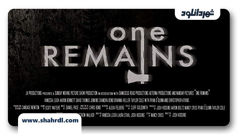 دانلود فیلم One Remains 2019