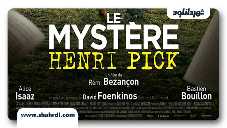 دانلود فیلم The Mystery Of Henri Pick 2019
