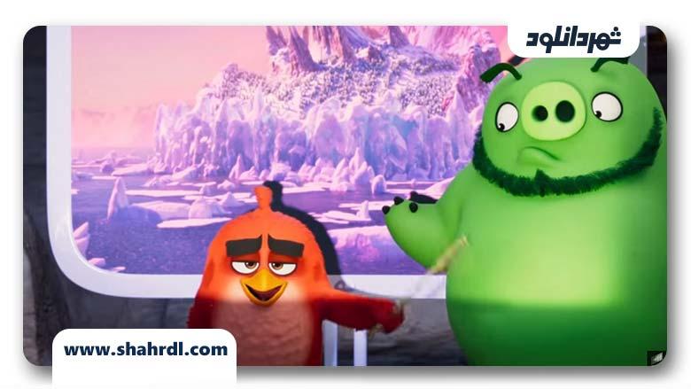 انیمیشن The Angry Birds Movie 2
