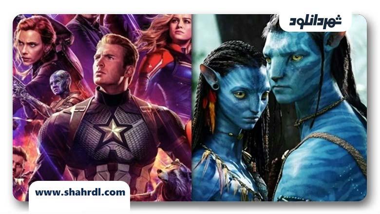 پرفروش ترین فیلم های جهان