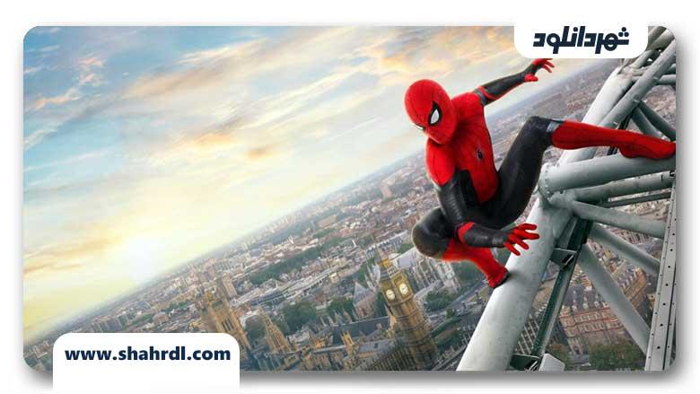 فیلم spiderman far from home